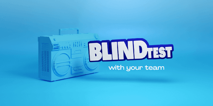 Time to Share BlindTest