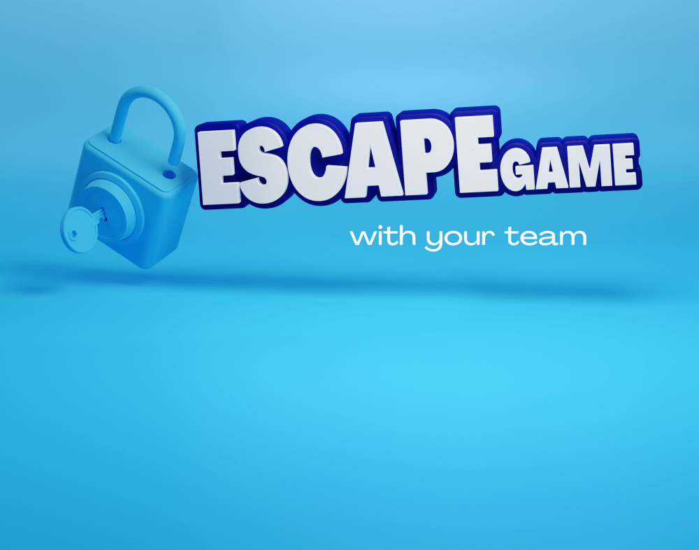 Time to Share Escape Game