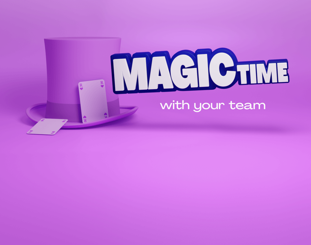 Time to Share Magic Time