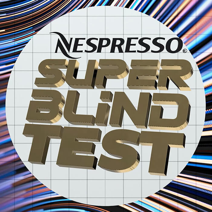 Blind Test Time to Share